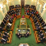 New Qld Parliament 2012