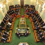 New Qld Parliament 2012